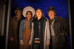 Doctor Who - Episode 12.08 - The Haunting of вилла Diodati - Promo Pics