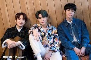 Doyoung, Jaehyun, Jungwoo