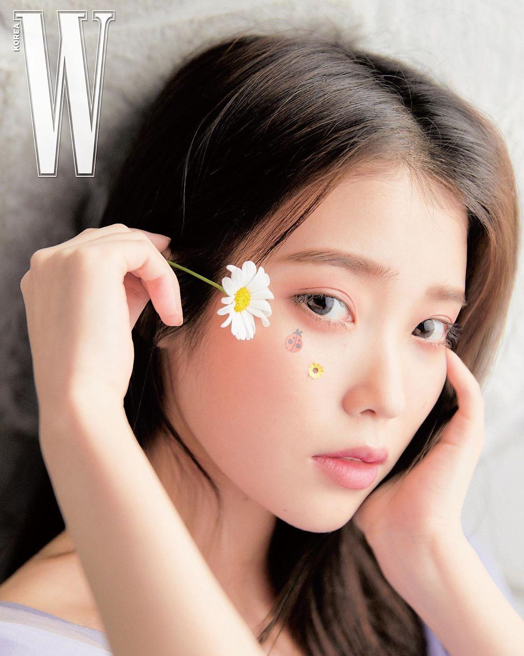 아이유 for W Korea April Unpublished Pictorial Cut