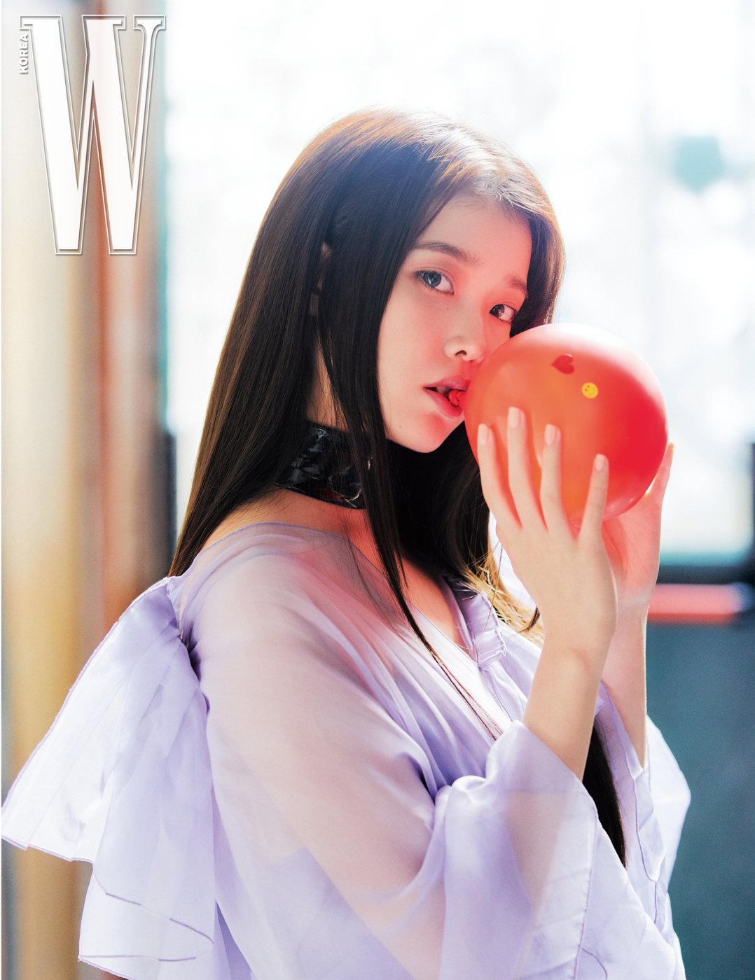 아이유 for W Korea April Unpublished Pictorial Cut