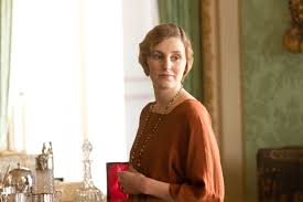 Edith Downton Abbey 2