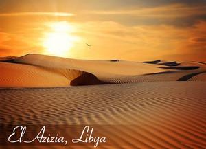 El 'Azizia, Libya