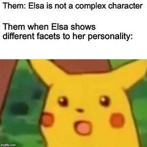 Elsa complex character
