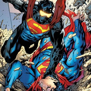 Eradicator Vs Superman (Rebirth)