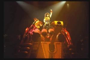 Eric ~Toronto, Ontario, Canada...March 15, 1984 (Lick it Up Tour)