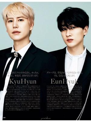Eunhyuk and Kyuhyun
