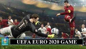 UEFA Euro 2020 Official Game for PS4 & XBOX ONE