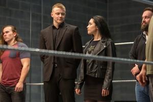 "Fighting with My Family - Saraya ""Paige"" Knight"