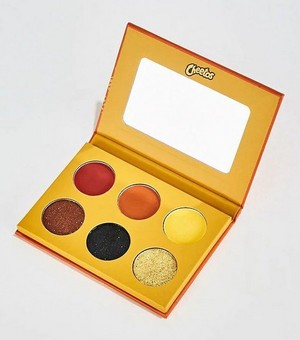 Flamin' Hot Cheetos x Riley Rose Eyeshadow Palette