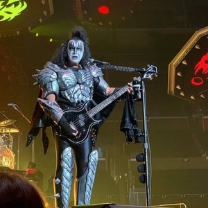 Gene ~Los Angeles, California...March 4, 2020 (End of the Road Tour)
