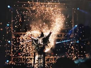 Gene ~Stockholm, Sweden...March 3, 1999 (Stockholm Globe Arena)