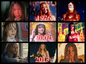 Generations of Carrie
