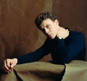 George MacKay - Backstage Photoshoot - 2020
