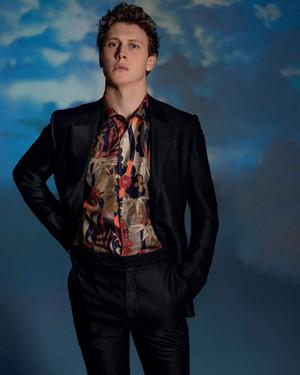 George MacKay - Esquire Spain Photoshoot - 2020