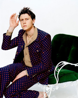 George MacKay - Interview Magazine Photoshoot - 2020
