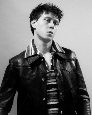 George MacKay - The Face Photoshoot - 2020