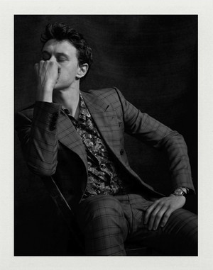 George MacKay - Vanity Fair Photoshoot - 2020