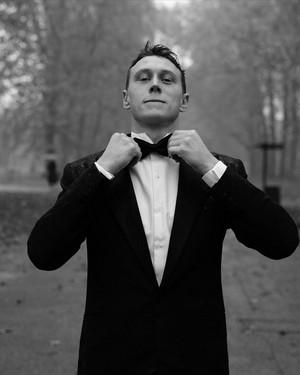 George MacKay - Vogue UK Photoshoot - 2020