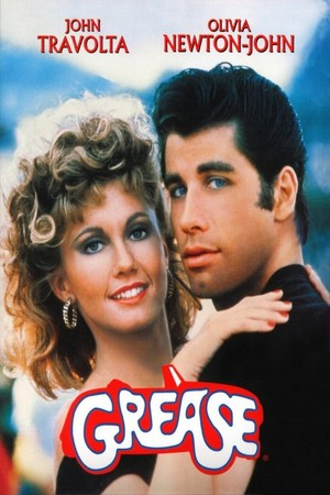 Grease (1) Film (Movie) Poster