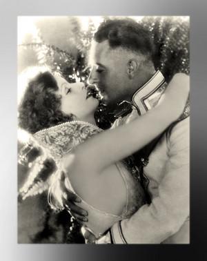 Greta Garbo ~ John Gilbert ~ LOVE ~ 1926