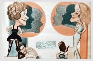 Greta Garbo, Marlene Dietrich, Joseph Von Sternberg
