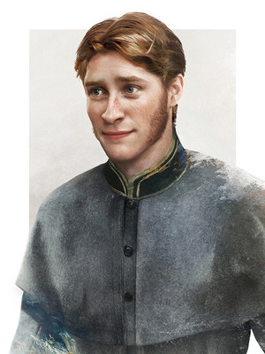 Hans in Real Life