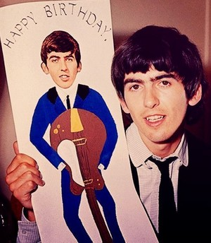 Happy Birthday George! 🎁