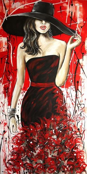 Happy international women`s jour to toi Alax!!!!❤🌹
