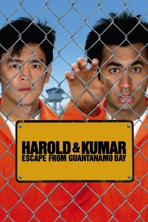 Harold and Kumar Escape from Guantanamo Bay (2008) Poster