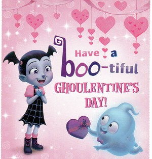 Have a boo-tiful Ghoulentine's Day!