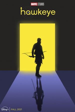 Hawkeye (2021) poster