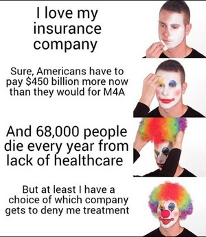 Healthcare Meme