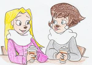 Heartfilia Macpoodle & Mona (gelfnig)