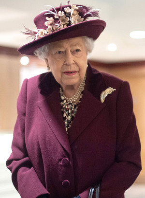 Her Majesty, the Queen, in 2020