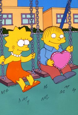 I Cinta Lisa