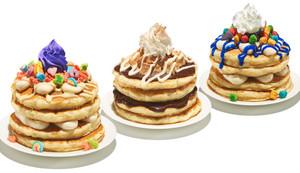 IHOP Cereal bánh xèo, bánh kếp