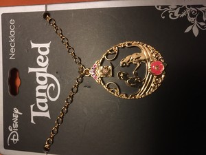 Tangled Boat Necklace
