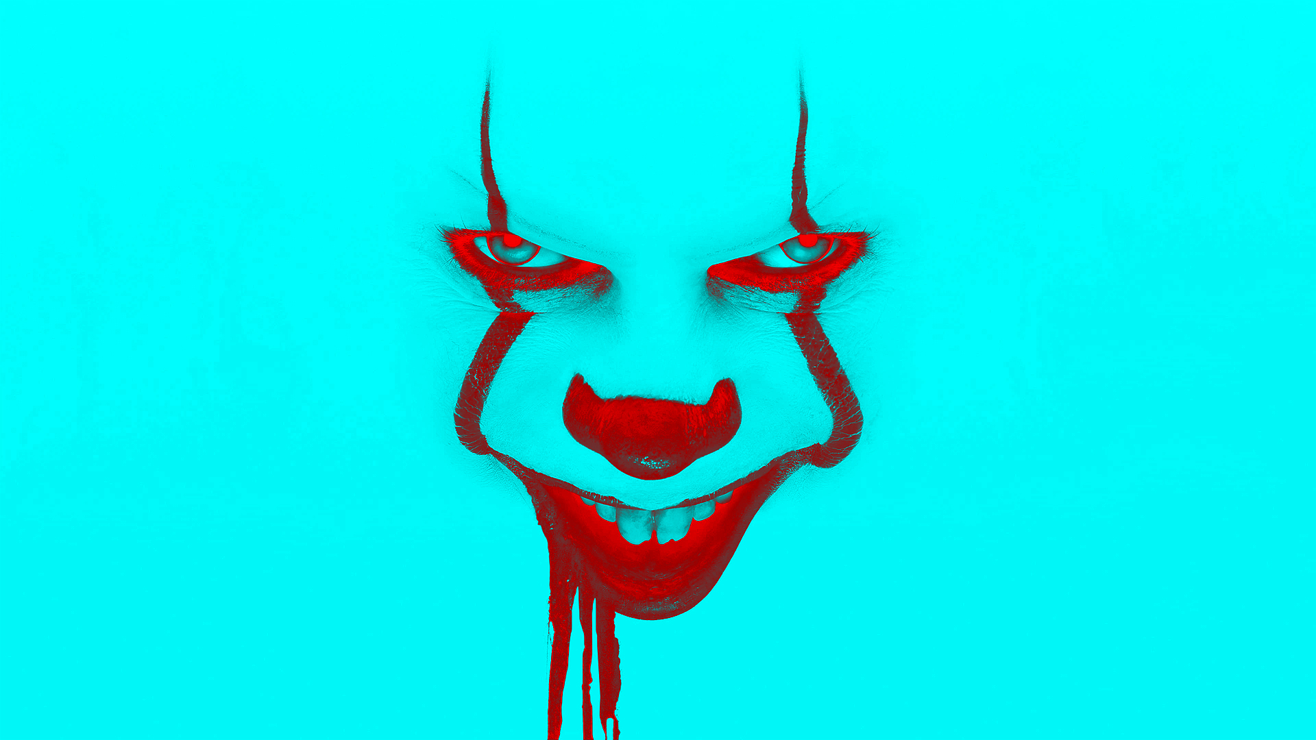 It Chapter Two پیپر وال - Pennywise