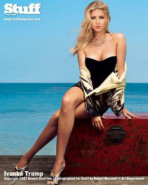 Ivanka ~ Stuff Magazine (2007)