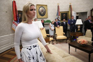 Ivanka at the White House ~ June 20, 2018