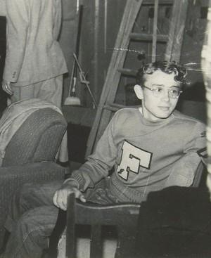 James Dean at Nineteen