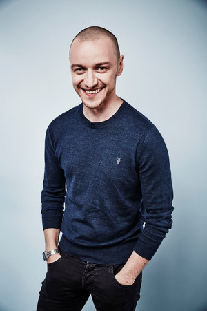 James McAvoy - Comic-Con Portraits - 2015