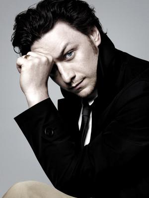 James McAvoy - Daniel Jackson Photoshoot - 2011