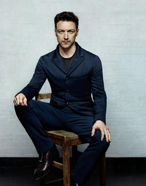 James McAvoy - Details Photoshoot - 2014