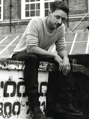 James McAvoy - Details Photoshoot - 2014