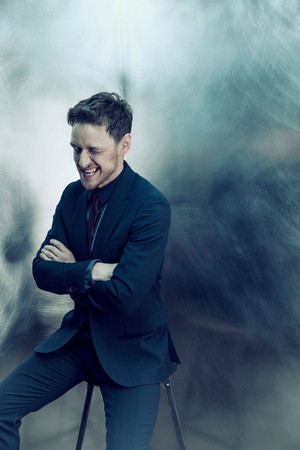 James McAvoy - Empire Photoshoot - 2014