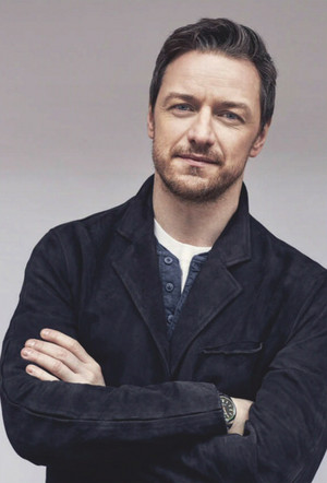 James McAvoy - GQ Mexico Photoshoot - 2019
