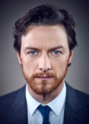 James McAvoy - GQ UK Photoshoot - 2015