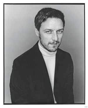 James McAvoy - Icon Photoshoot - 2014