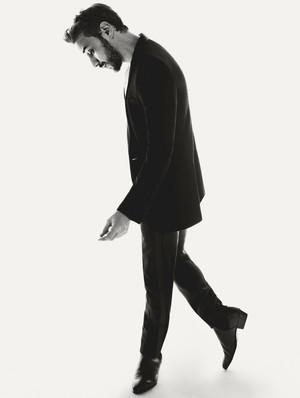 James McAvoy - L'Uomo Vogue Photoshoot - 2016